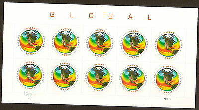 US 4893 Sea Surface Temperatures global forever sheet MNH 2014