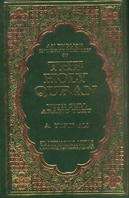 English Interp of Holy Quran (2001, Paperback)
