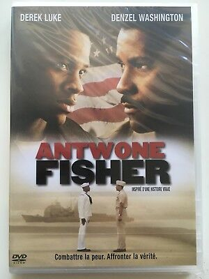 Antwone Fisher DVD NEUF SOUS BLISTER Denzel Washington - Derek Luke