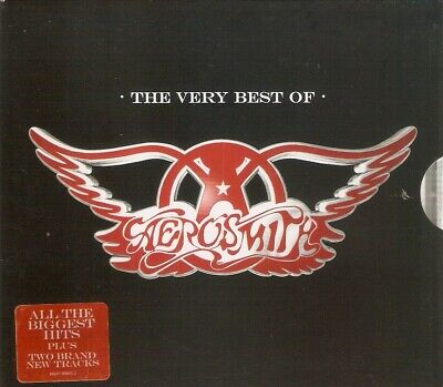 Aerosmith - Devil's Got A New Disguise; The Very Best Of Aerosmith (CD 2006)