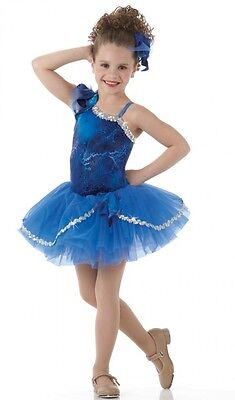 Dance Dress Ballet Costume YOUR SONG Lace Lyrical  CXS,CS,CM Made in USA
