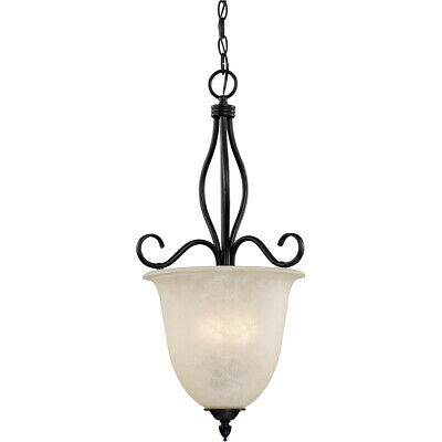 Savoy House Lighting KP-98-4-13 Oxford Pendant English Bronze