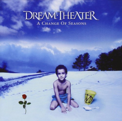 Dream Theater-A Change Of Seasons (UK IMPORT) CD NEW