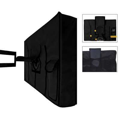 """TV Cover Outdoor Patio Waterproof Dustproof Protector For 22-62"""" LCD Television"""