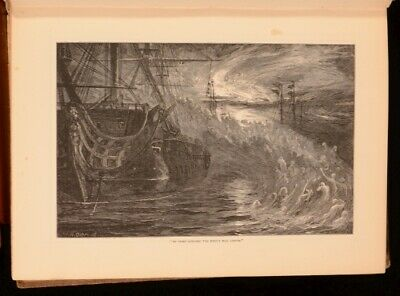 1881 2vol Illustrated British Ballads Old And New Selected Edited By G B Smith