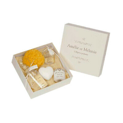 Body & Bath 5 Piece Gift Packs -  Musk Scented Beauty Products - Made in France