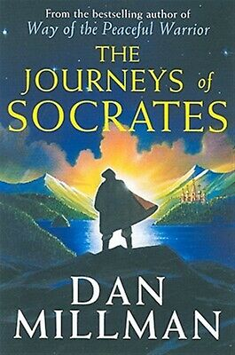 The Journeys of Socrates: An Adventure by Millman, Dan -Paperback