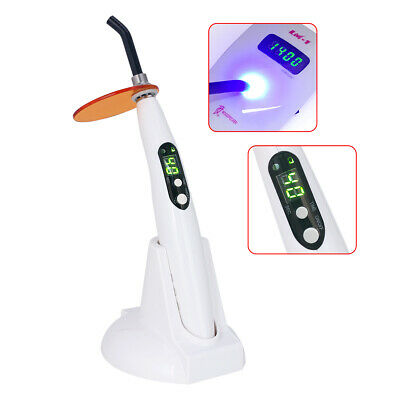 Dental LED Curing Light Lamp Wireless LED-B Woodpecker Style