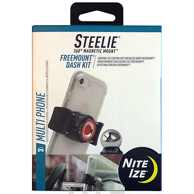 Pare-brise Mnt Nite Ize Steelie Support Voiture Kit Stands, Holders & Car Mounts Laptop & Desktop Accessories