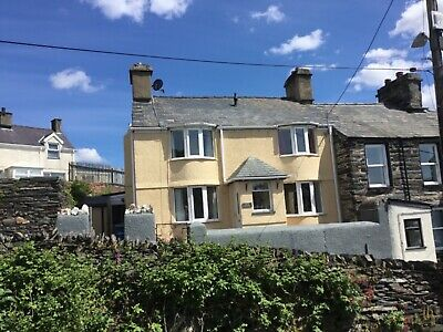Holiday Let Cottage House in Snowdonia North Wales Gwynedd nr beach & mountains