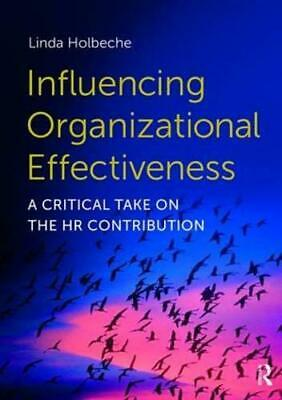 Influencing Organisationnels Efficacité: A Critical Prendre le Hr Contribution