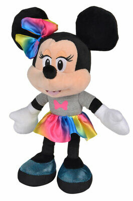 Simba Disney Minnie Maus Fashion 25 cm (Regenbogen)