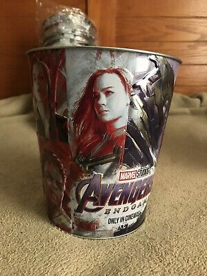 Avengers Endgame Tin Amc Exclusive Limited New