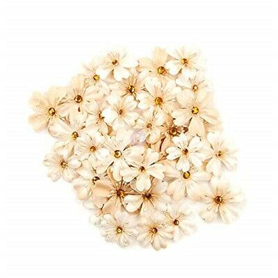 Prima Marketing Pretty Pale Paper Flowers 36/pkg-meadows