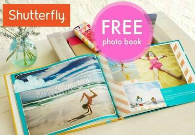 20 x Shutterfly 8X8 Hard Cover Photo Book Code expires 7/31/19