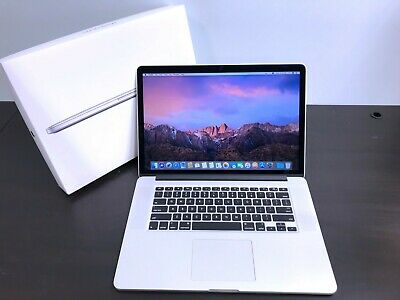 "Apple MacBook Pro 15"" RETINA 2015 MJLT2LL/A *UPGRADED 2TB SSD* 16GB RAM OS-2019"