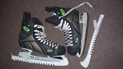 Patins hockey K PUMP REEBOK (comme neufs) taille 44