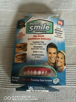 Perfect Smile - The incredible and instant reusable and removable Veneers that ,