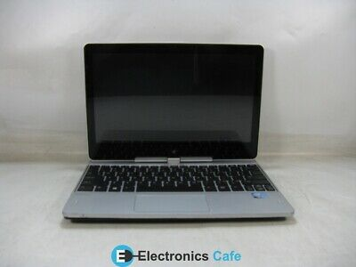 "HP EliteBook Revolve 810 G1 11.5"" Laptop 1.9GHz Core i5 4GB (Grade C See Notes)"