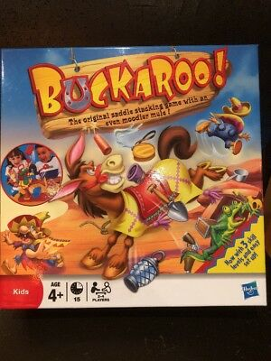 Buckaroo Board Game - Great condition - 2011 Hasbro - Fast Dispatch