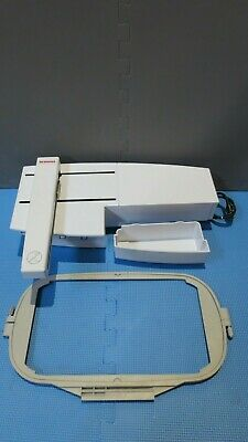 Bernina Type SM 1 Embroidery Arm with Standard Large Hoop and Accessory Case