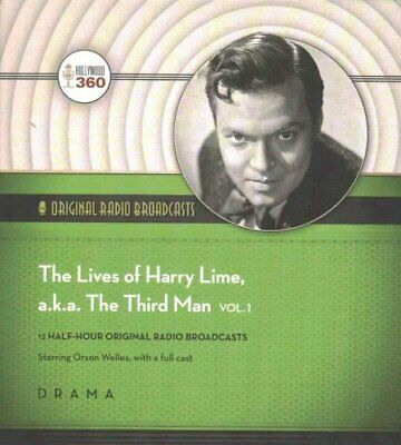 The Lives of Harry Lime, A.K.A. the Third Man, Vol. 1 Lib/E 9781504706568