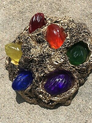 The Avengers inspired Infinity Stones for Gauntlet Tesseract Endgame Prop Thanos