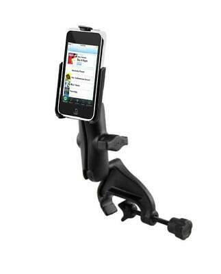 New Heavy Duty Yoke Clamp Rail Mount for Apple iPod Touch 2nd & 3rd Generation