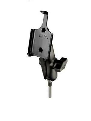 Heavy Duty M8 Motorcycle Clamp Mount Holder for Apple iPod Touch 4th Generation