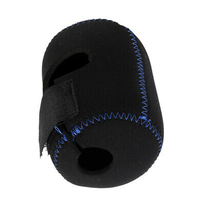 Neoprene Conventional Casting Reel Cover Round Drum Fishing Reel Cover