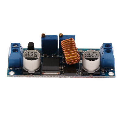 5A Buck Step Down Voltage Converter Constant Current Adjustable Power Board