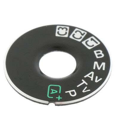 Top Cover Function Dial Mode Plate Interface Cap for Canon EOS 5D3 + Tape