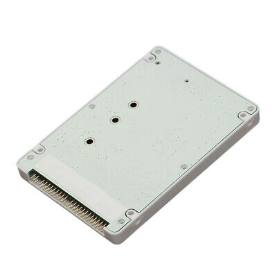 """M.2 NGFF SATA SSD to 2.5"""" IDE 44-Pin Adapter Card with Case Enclosure"""