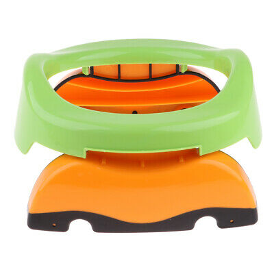 Baby Toilet Potty Chair Toddlers Kids Training Seat Safe Non-Slip
