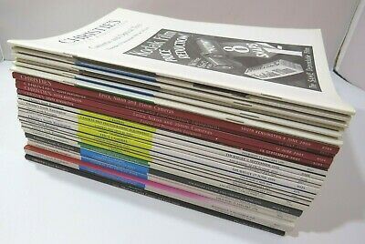 Collection of 26x Christie's Auction Catalogues Featuring Cameras Photography