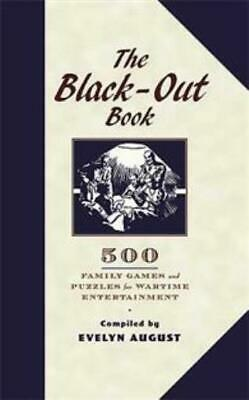 Osprey Historical Book Black-Out Book, The HC MINT