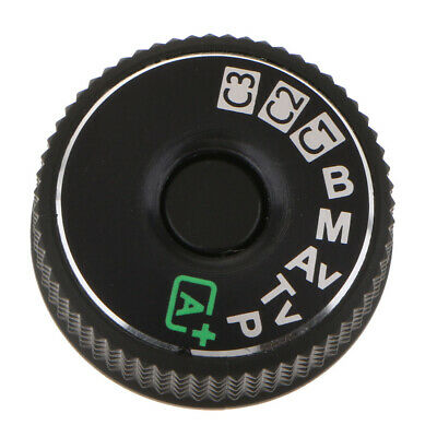 Function Dial Mode Plate Top Interface Button for Canon 5D Mark III 5D III
