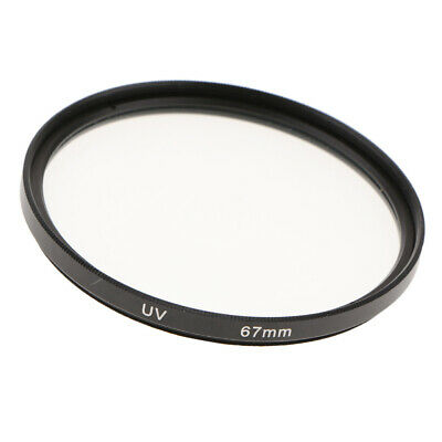 67mm UV Digital Multi-Coated Lens Glass Filter Protection for SLR DSLR Lens