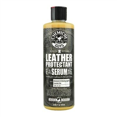 Chemical Guys Leather Protectant Dry-to-the-Touch Serum 16oz