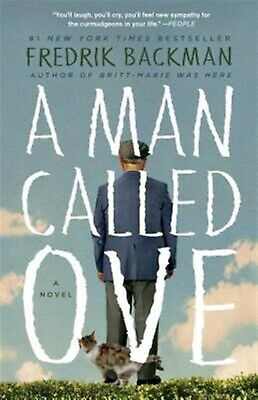 A Man Called Ove by Backman, Fredrik -Paperback