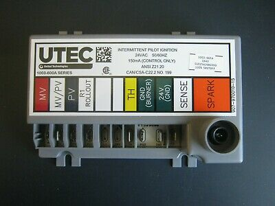 NEW UTEC S102542681000 Carrier 1003-665A pilot spark ignition control