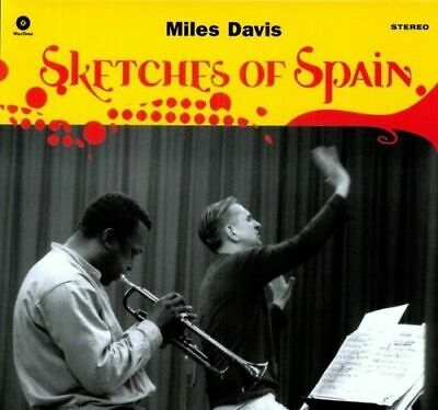 Davis- Miles/Evans- Gil	Sketches Of Spain (New Vinyl)