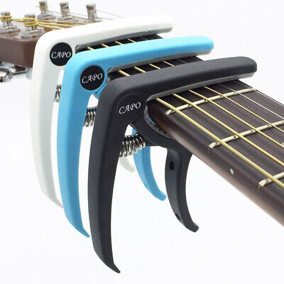 Guitar Capo 6 String Acoustic Classic Electric Guitar Tuning Musical Instrument