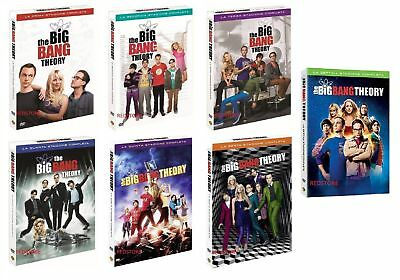The Big Bang Theory - Serie TV - Cofanetti Singoli Stag. Dalla 1 Alla 7 - 22 Dvd