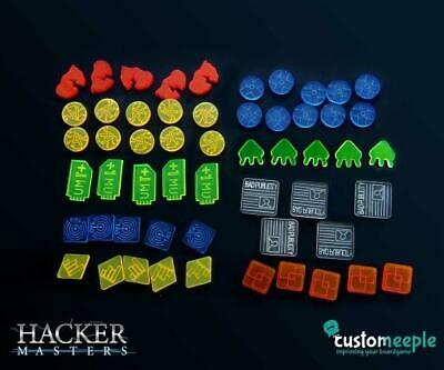 Customeeple Game Accessory Hacker Markers Set Pack MINT