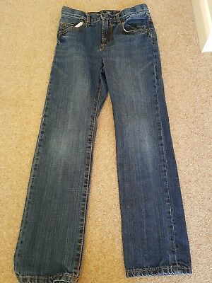 Boys GAP Slim straight Jeans - Age 10-11 - good condition
