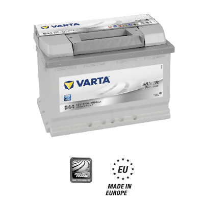 Batterie voiture Varta Silver Dynamic E44 12v 77ah 780A 278x175x190mm 577400078