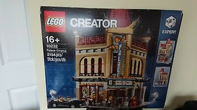 New In Sealed Box! Lego Creator 10232 Palace Cinema 2194 Pieces Age 16+