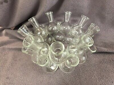 Glass Cluster Bud Vase