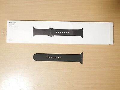 Apple Watch Sport Band (Black, 42mm, ONLY One Side)